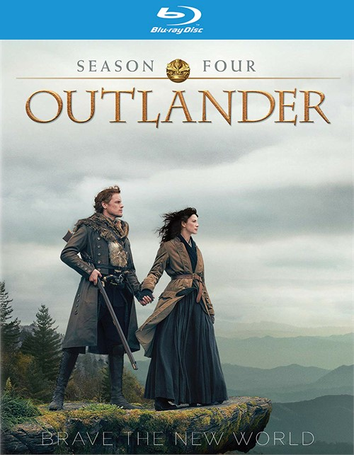 Outlander: Season Four (Blu-ray + Digital)
