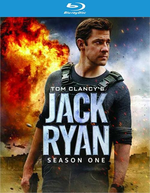 Jack Ryan: Season One (BLU-RAY)