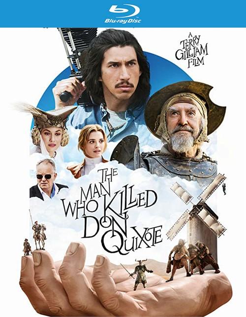 Man Who Killed Don Quixote, The (BLU-RAY)