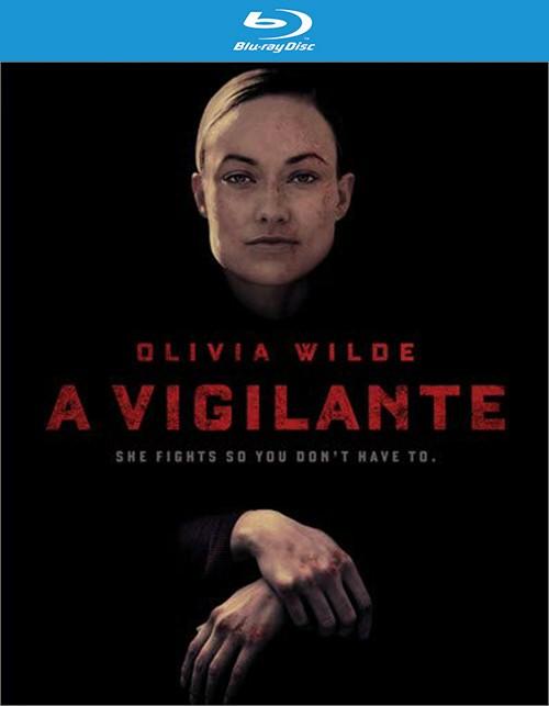 Vigilante, A (Blu-ray+DVD+Digital)