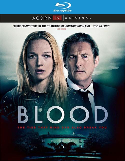 Blood: Series 1 (BLU-RAY)