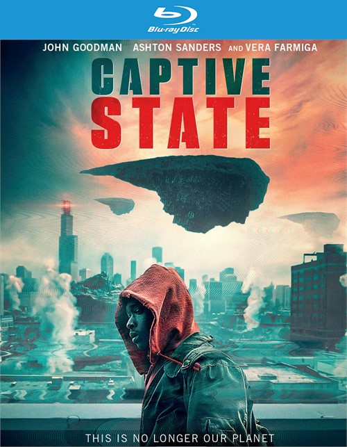 Captive State (Blu-ray + Digital)