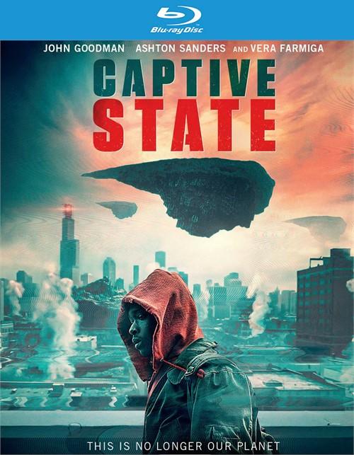 Captive State (Blu-ray + Digital)