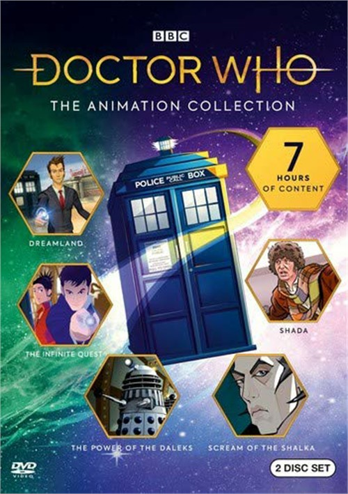 Dr Who - Animated Collection