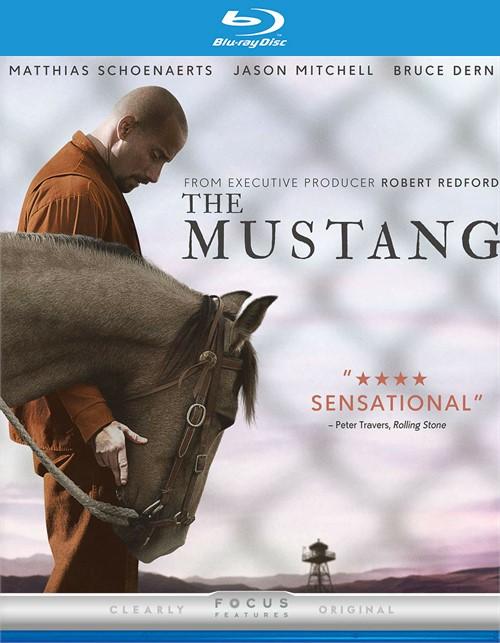 Mustang, The (Blu-ray + Digital)