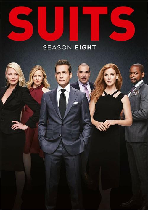 Suits - Seasons 8