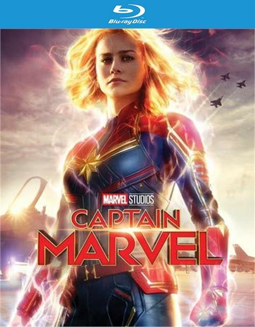 Captain Marvel (4K Ultra HD+Blu-ray+Digital)