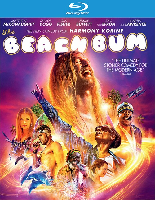 Beach Bum, The (Blu-ray+Digital)