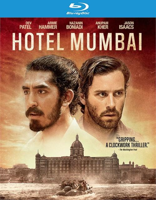 Hotel Mumbai (BLURAY/DIGITAL)