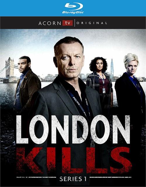 London Kills: Series 1 (BLURAY)