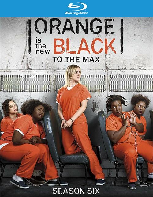 Orange is the New Black: Season 6 (BLURAY)