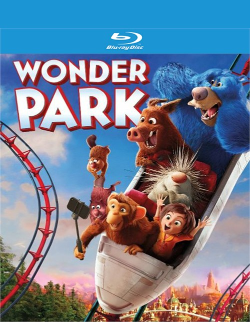 Wonder Park (Blu-ray+Digital)