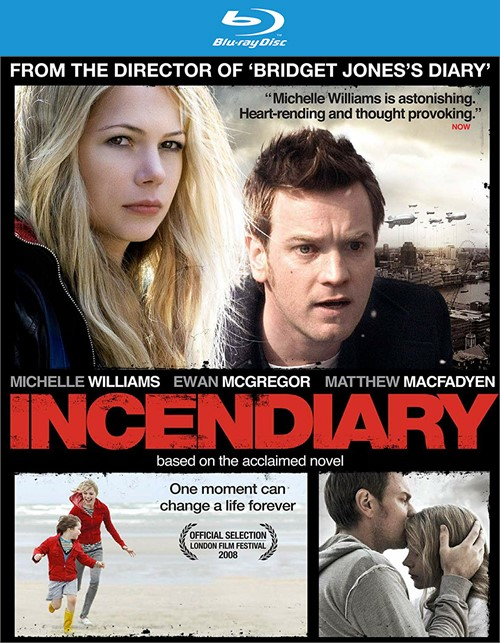 Incendiary (BLURAY)