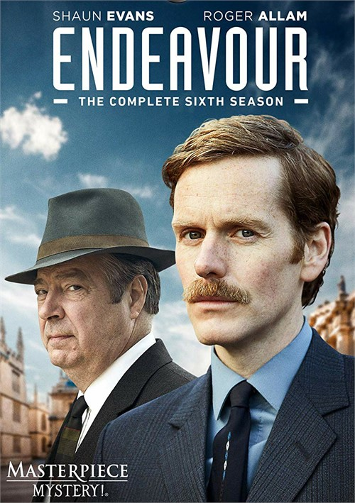 Masterpiece Mystery: Endeavour Season 6