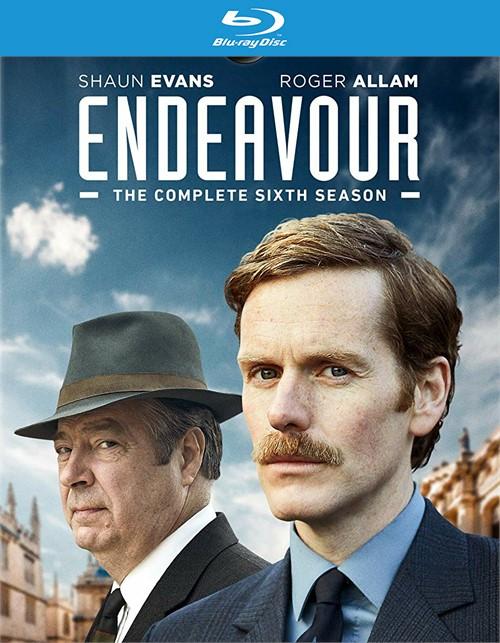 Masterpiece Mystery: Endeavour Season 6 (BLURAY)