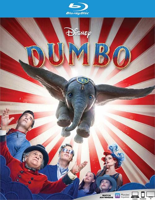 Dumbo (Blu-ray+DVD+Digital)