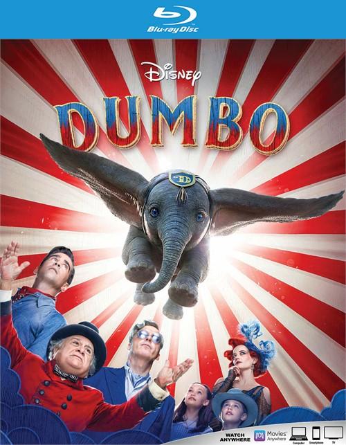 Dumbo - Live Action (4K UHD/BLURAY/DIGITAL)