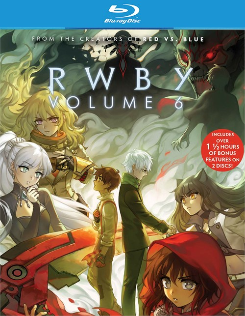 RWBY: Volume 6 (BLURAY)