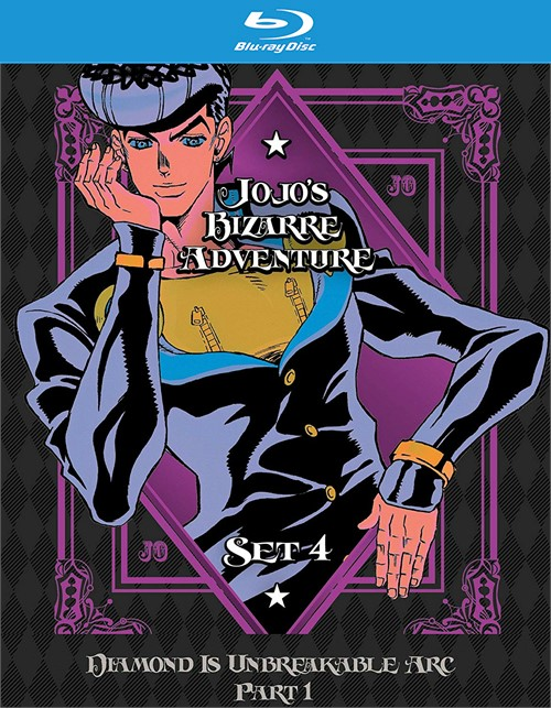 Jojos Bizarre Adventure Set 4:Diamond is Unbreakable Part 1