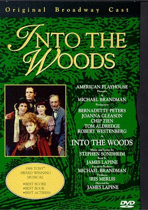 Into the Woods (Bernadette Peters)