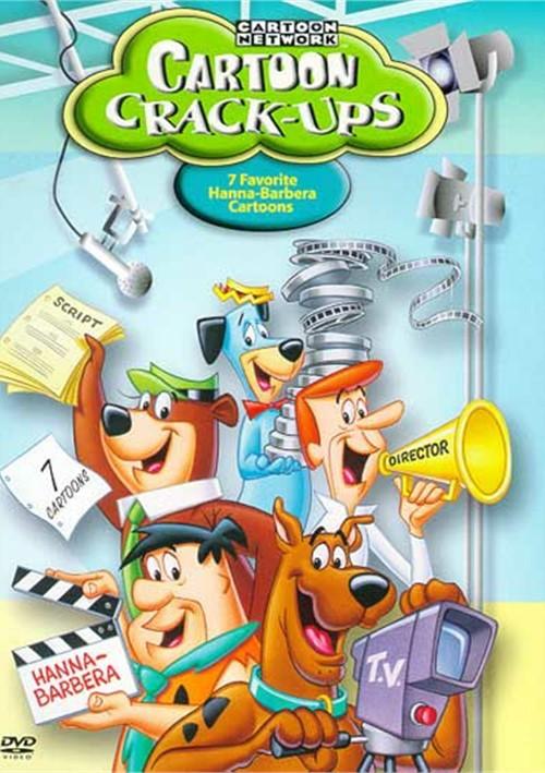 Cartoon Crack-Ups