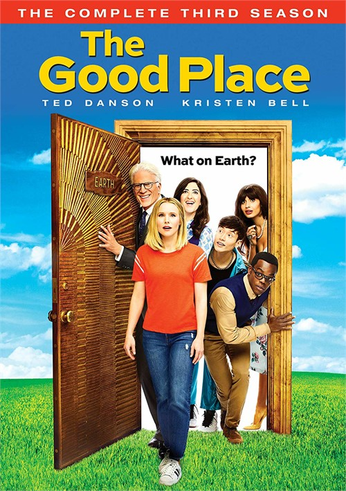 Good Place, The: The Complete Third Season