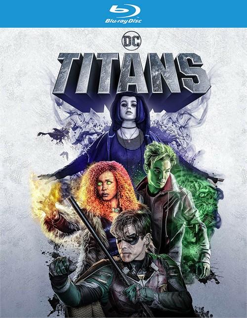 Titans: Complete First Season (BLURAY)