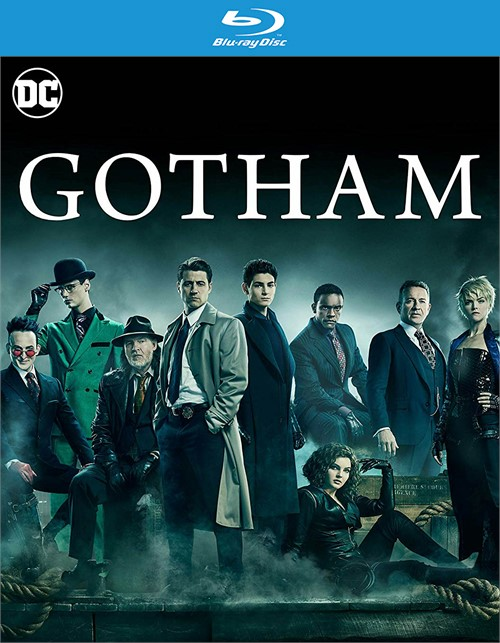 Gotham: The Complete Series (BLURAY)