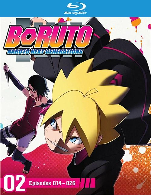 Boruto-Naruto Next Generations Set 2 (BLURAY)