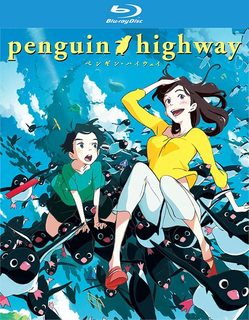 Penguin Highway (BLURAY/DVD)