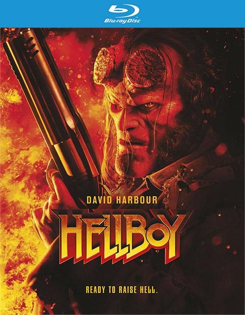 Hellboy (2019) (BR/DVD/W-DIGITAL)