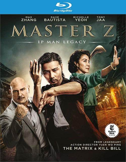 Master Z: IP Man Legacy (BLURAY/DVD)