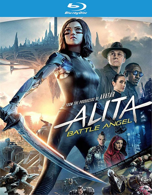 Alita: Battle Angel (BLURAY/DVD/DIGITAL)