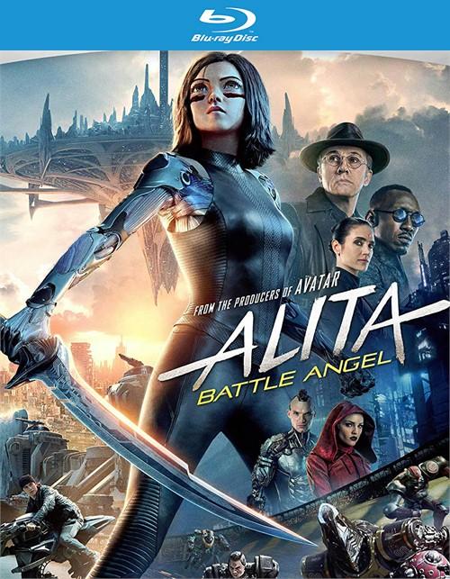Alita: Battle Angel (4K/3DBR/DIGITAL)