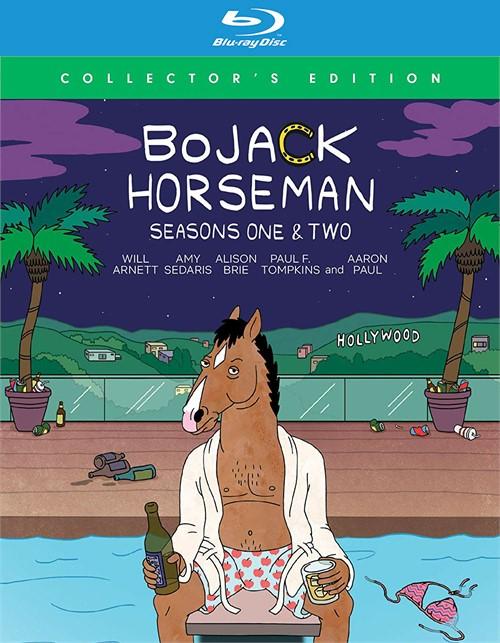 Bojack Horseman: Seasons 1 & 2 (COLLECTORS EDITION/BLURAY)