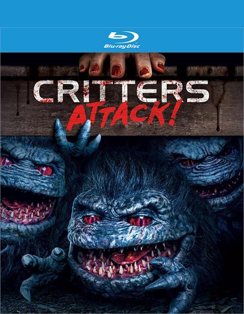 Critters Attack! (BLURAY/DIGITAL)