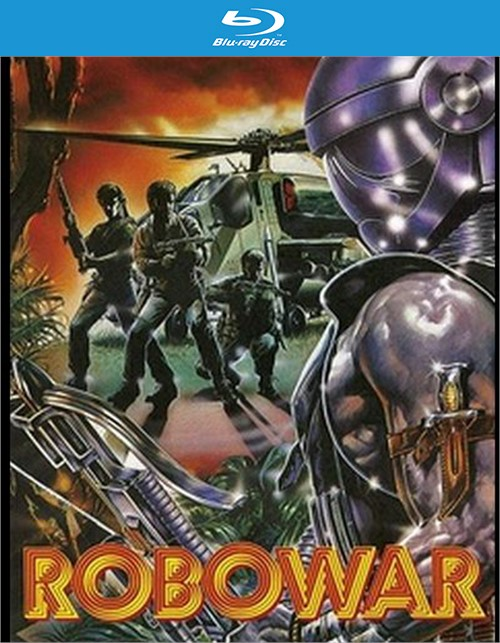 Robowar (BLURAY/LIMITED EDITION)