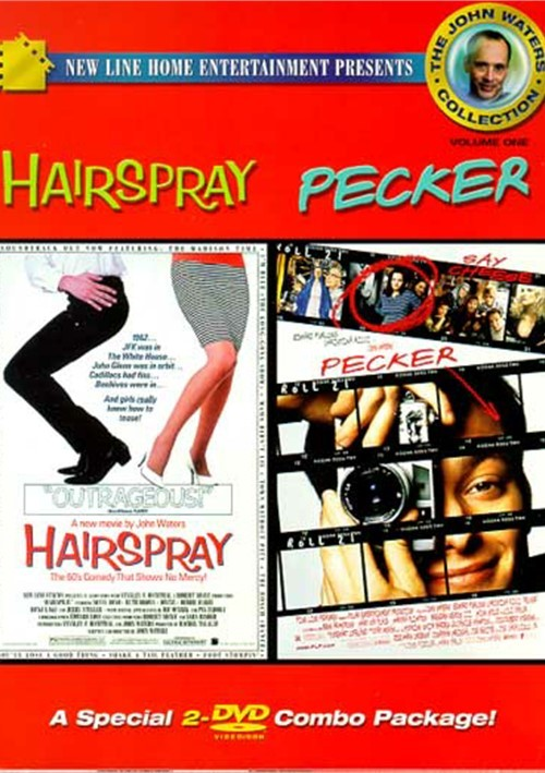 Hairspray / Pecker: The John Waters Collection - Volume One