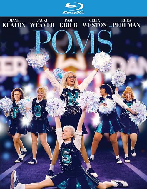 POMS (BLURAY/DVD/DIGITAL)