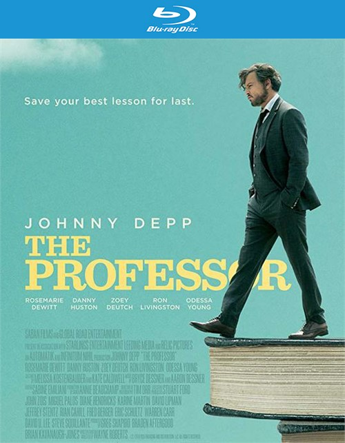 Professor, The (BLURAY/DIGITAL)