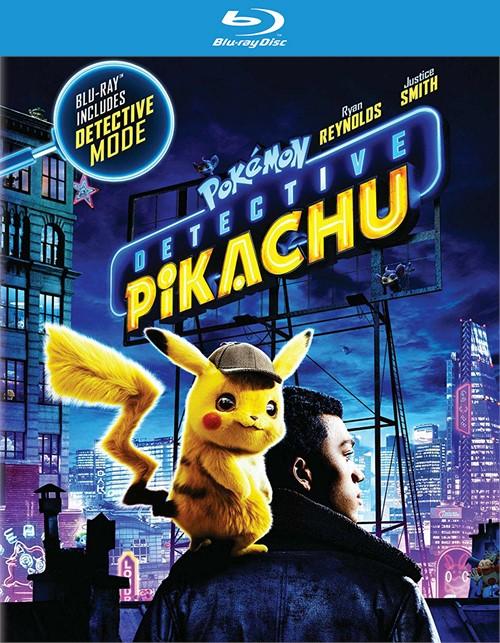 Pokemon: Detective Pikachu (BLURAY/DIGITAL)