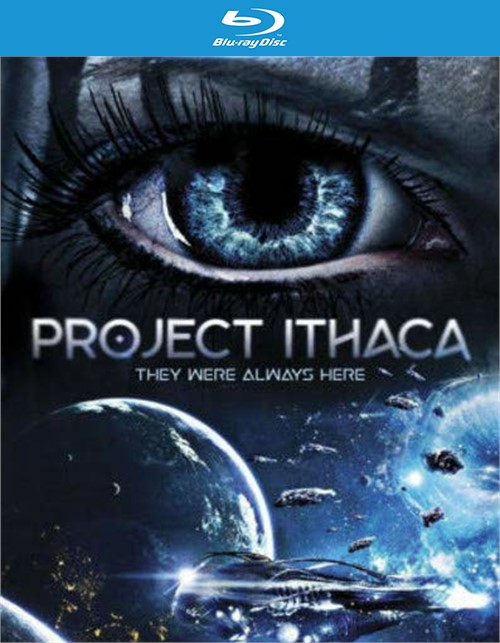 Project Ithaca (BLURAY)