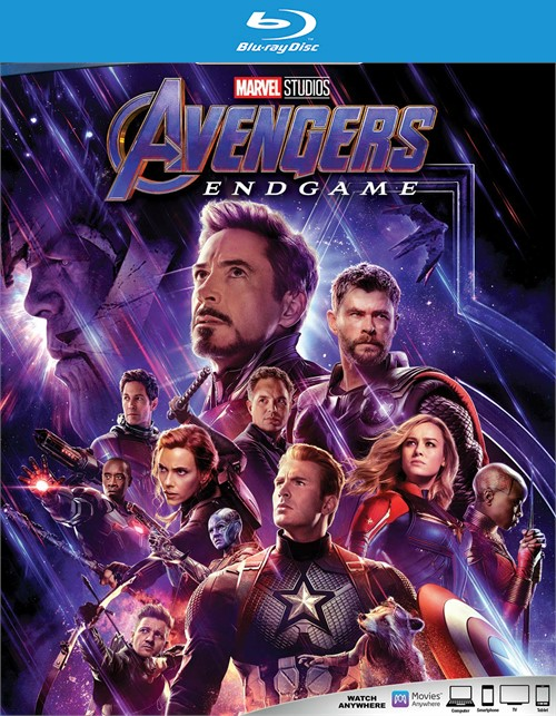 Avengers: Endgame (BLURAY/DIGITAL)