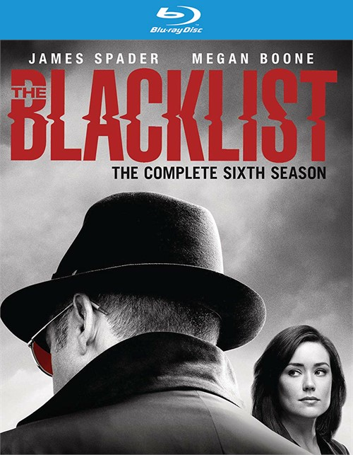 Blacklist: Season Six (BLURAY)