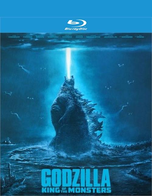 Godzilla: King of the Monsters (BLURAY/DIGITAL)