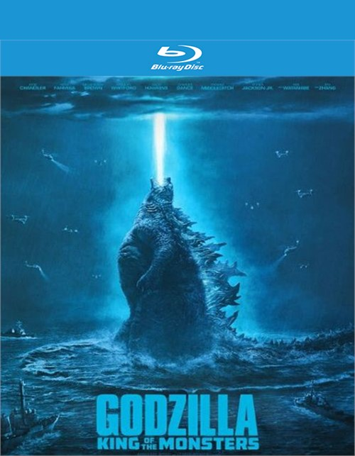 Godzilla: King of the Monsters (4K/BLURAY/DIGITAL)