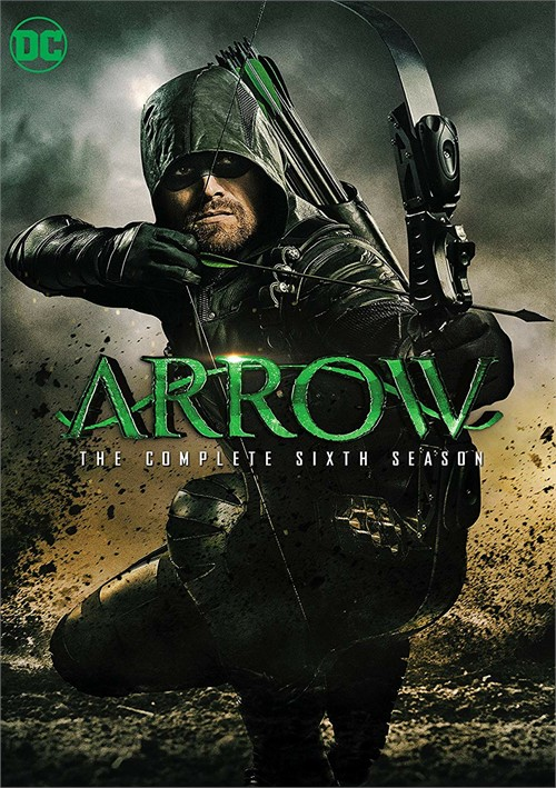 Arrow: Complete 7th Season
