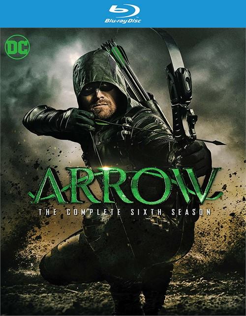 Arrow: Complete 7th Season (BLURAY/DIGITAL)