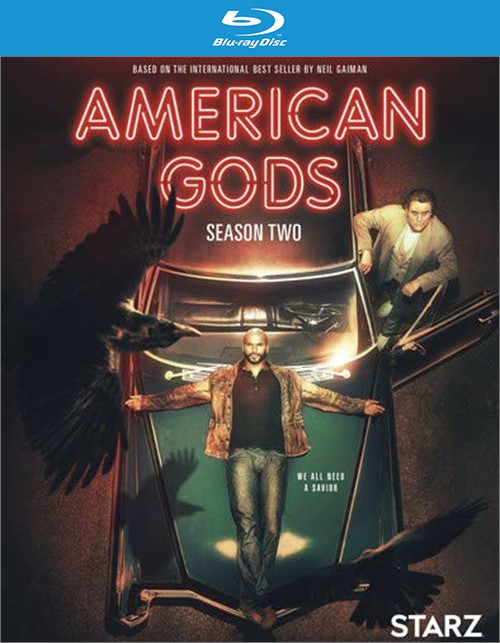 American Gods: Season Two (BLURAY/DIGITAL)