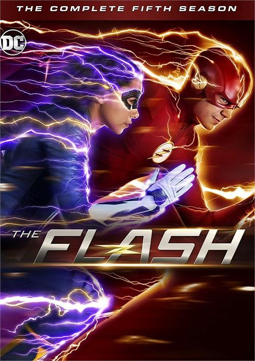 Flash, The: Complete Season 5